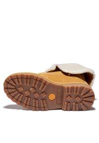 Timberland - Winter boots - wheat nubuck - 2