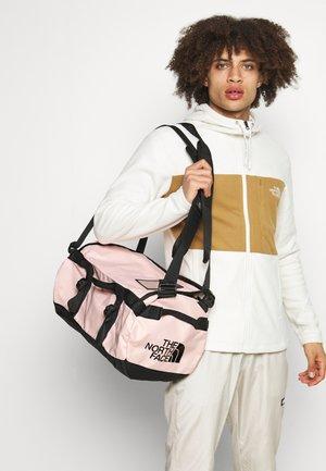 BASE CAMP DUFFEL - XS - Sports bag - evening sandpink/black