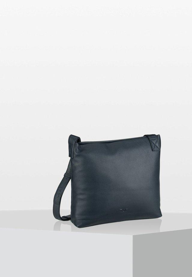 CROSSOVER - Across body bag - blue