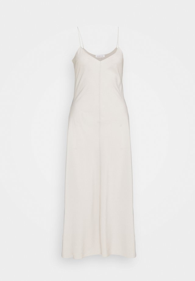 VALERIE SLIP - Cocktail dress / Party dress - light grey