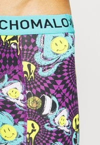 MUCHACHOMALO - ACIDD 3 PACK - Boxerky - yellow/black