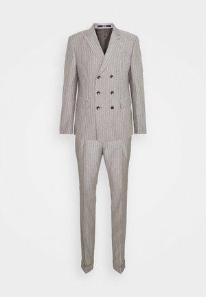 HADIZ BEAR SET - Suit - dark beige