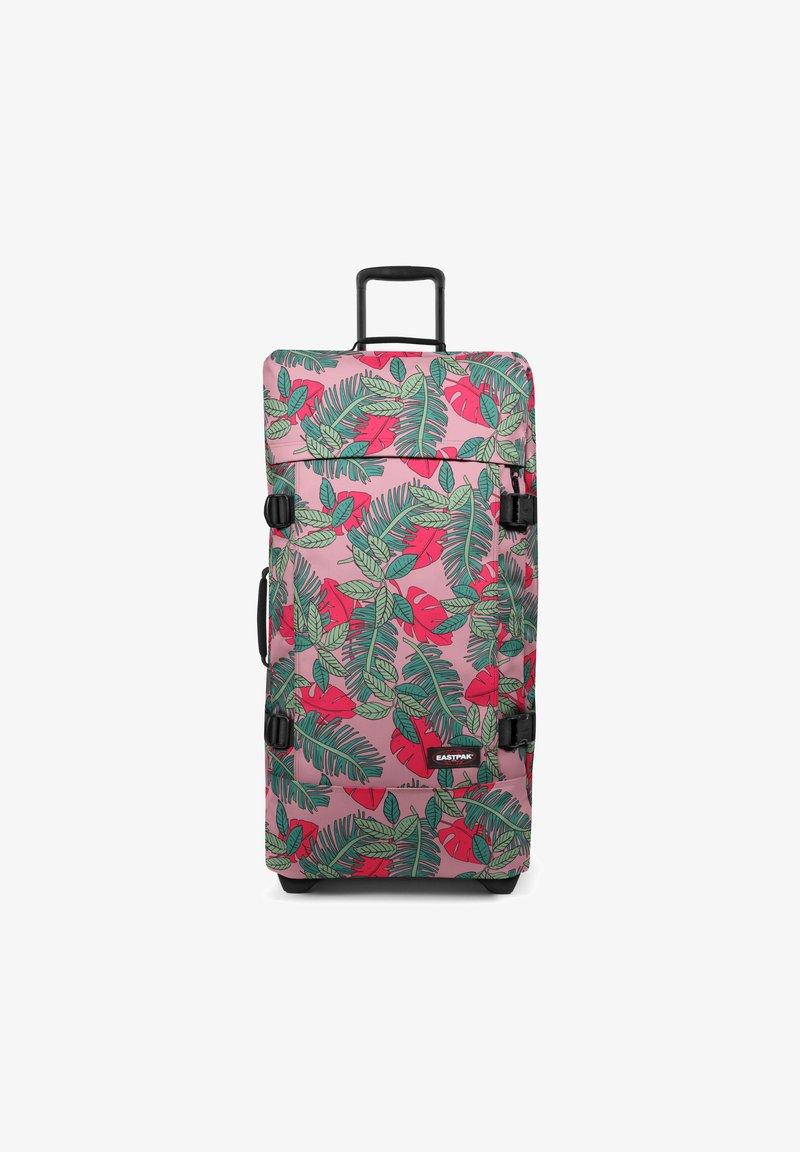 Eastpak - TRANVERZ  - Wheeled suitcase - brize tropical