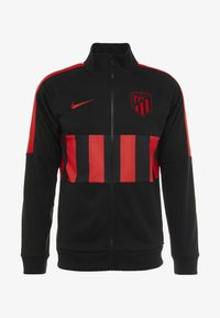 Nike Performance - ATLETICO MADRID - Träningsjacka - black/white/challenge red - 3