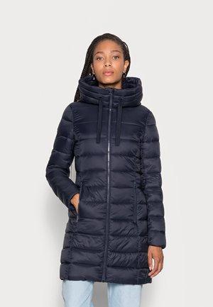 SHAPED FIT ZIPPER  - Winter coat - midnight blue