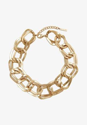 MIT KETTENGLIEDERN  - Armband - gold coloured