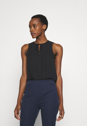 MITCHELL PLEATED BLOUSE HANA - Blouse - black