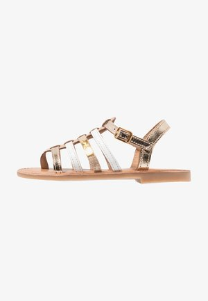 HIRSON - Sandály s odděleným palcem - or/multicolor