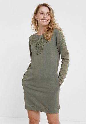 BUKIT - Jumper dress - green
