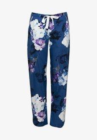 Cyberjammies - Pyjama bottoms - blue floral - 3