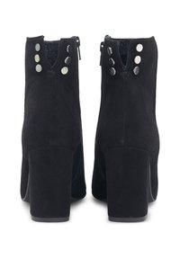 Belmondo - FASHION - High heeled ankle boots - schwarz - 3