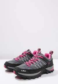 CMP - RIGEL - Hikingsko - grey/fuxia/ice - 3