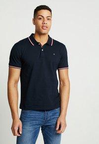 CELIO - NECE TWO - Polo shirt - navy blue - 0