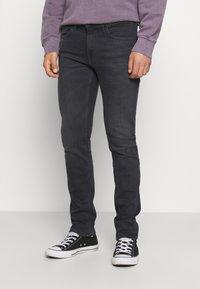 Tommy Jeans - SCANTON  - Slim fit -farkut - black - 0