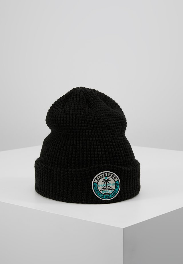 WALLED - Gorro - black