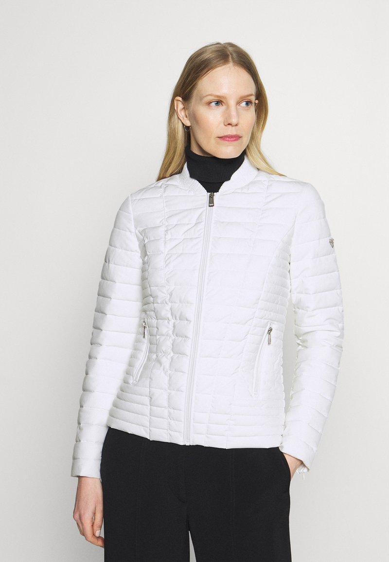 Guess - VERA JACKET - Light jacket - true white