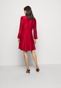 HUGO - KEMERA - Cocktail dress / Party dress - medium red - 2