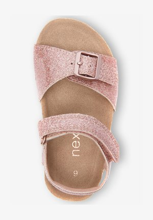 Baby shoes - rose gold-coloured