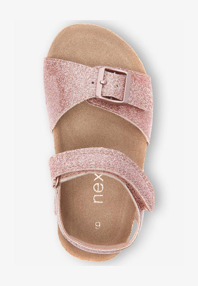 Dětské boty - rose gold-coloured