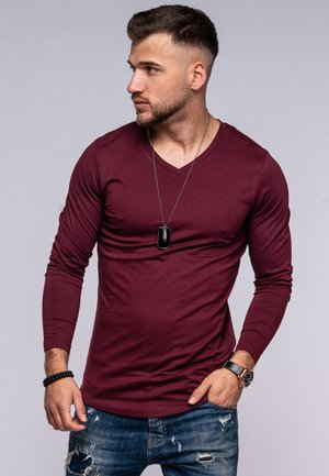 INFINITY  - Long sleeved top - port royale