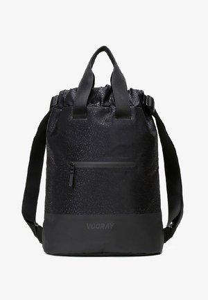 FLEX CINCH - Batoh - black foil
