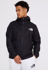 The North Face - MENS QUEST JACKET - Waterproof jacket - black - 0