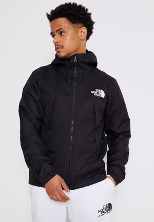 MENS QUEST JACKET - Vodotěsná bunda - black