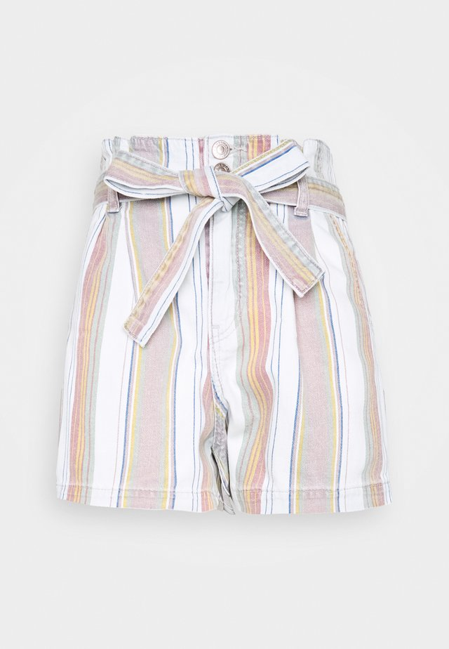 PAPERBAG MOM - Shorts - multi