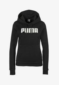 Puma - ESSENTIALS - Sweat à capuche - cotton black - 0