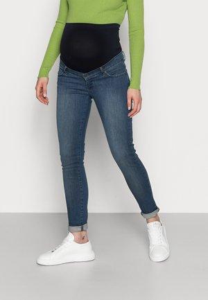 CLINT DELUXE SEAMLESS - Jeans Skinny Fit - medium wash denim