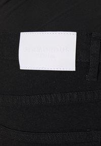 Glamorous Bloom - MINI - Denim shorts - black - 2