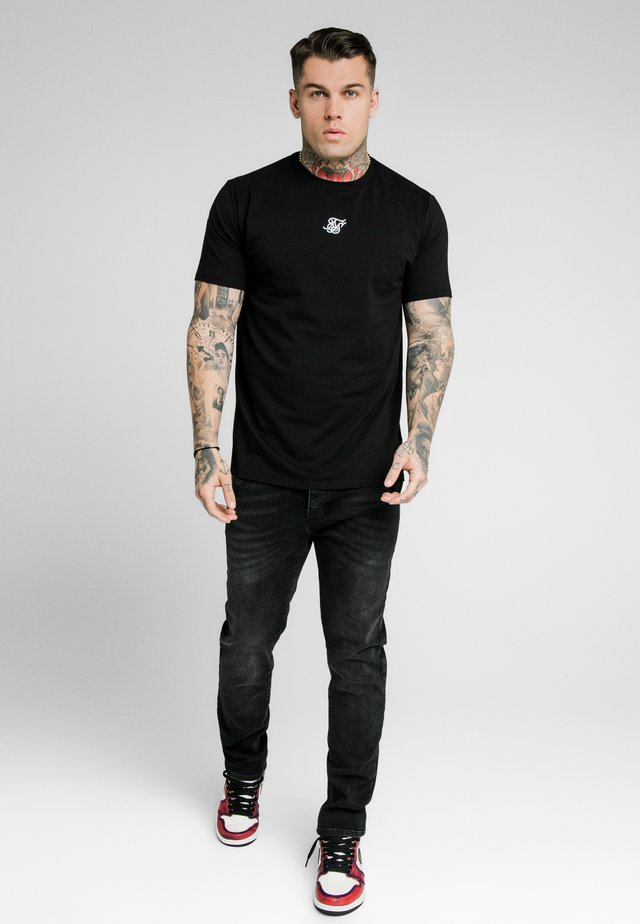 Jeans slim fit - washed black