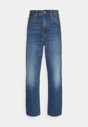 STAY LOOSE  - Relaxed fit jeans - med indigo