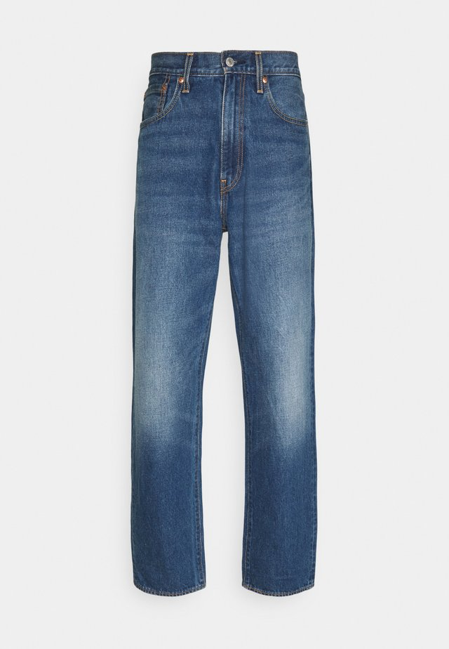 STAY LOOSE  - Jeansy Relaxed Fit - med indigo