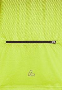 LÖFFLER - BIKE FLOW 3.0 - Triko spotiskem - light green - 2