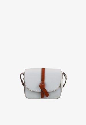 LOVELY DAY  - Across body bag - offwhite