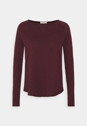 SONOMA - Long sleeved top - griotte