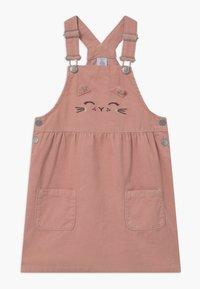 Lindex - MINI DRESS MAGGIE - Denní šaty - dusty pink - 0
