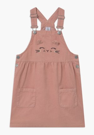 MINI DRESS MAGGIE - Day dress - dusty pink