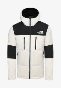 The North Face - HIMALAYAN LIGHT HOODIE - Gewatteerde jas - off-white - 2
