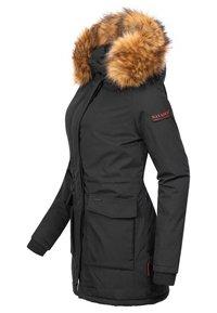 Navahoo - SCHNEEENGEL PRC - Winter coat - black - 3