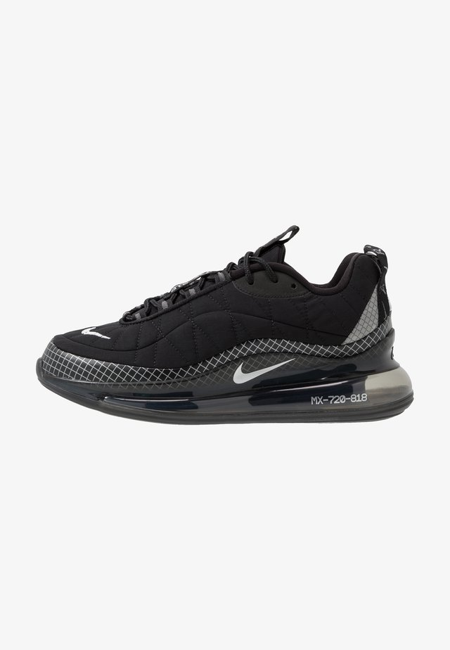 MX-720-818 - Sneakersy niskie - black/metallic silver/anthracite