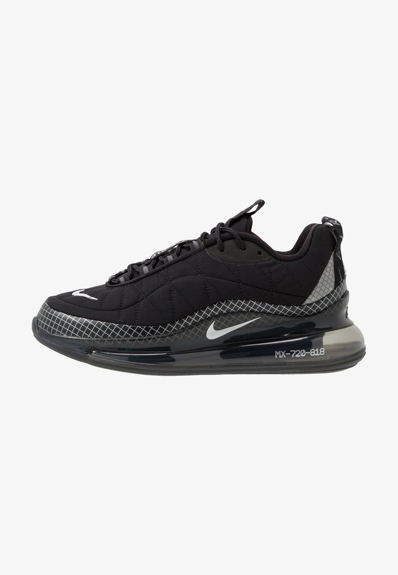 Nike Sportswear - MX-720-818 - Sneakers - black/metallic silver/anthracite