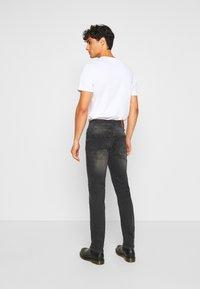 Petrol Industries - JACKSON - Slim fit jeans - black stone - 2