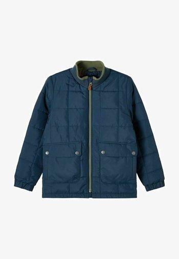 STEPP - Light jacket - midnight navy