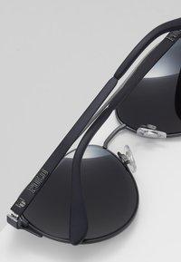 Polo Ralph Lauren - Sunglasses - matte dark gunmet/black - 4