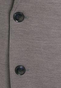 Selected Homme - SLIM JIM FLEX - Suit jacket - light grey melange - 2