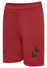 Hummel - LEAD  - Shorts - true red - 2