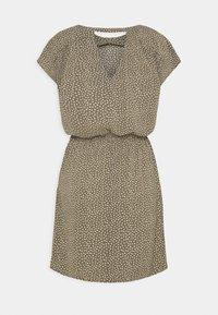 Vero Moda - SASHA BALI  SHORT DRESS - Day dress - bungee cord/henna - 1