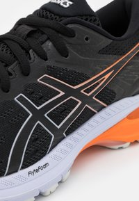 ASICS - GT 2000 9 - Stabilty running shoes - black/lilac opal - 5